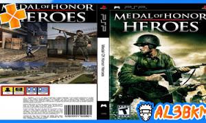 تحميل لعبة Medal of Honor Heroes psp مضغوطة لمحاكي ppsspp