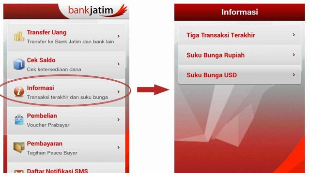 Syarat Dan Cara Daftar Mobile Banking Bank Jatim