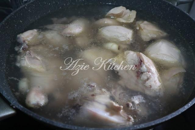 Nasi Ayam Azie Kitchen Masa Lock Down