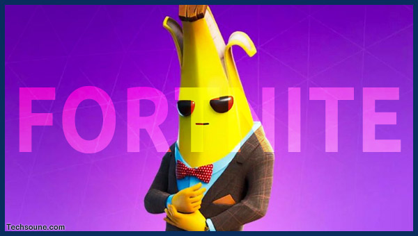 كيفية الحصول على رمز شارة الموز في لعبة فورت نايت Fortnite