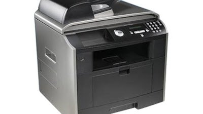 inwards The Dell Multifunction Laser Printer  Dell 1815DN Driver Downloads