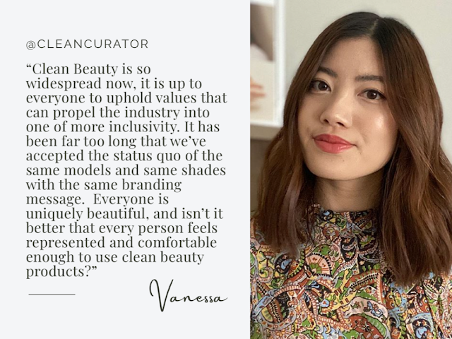 Vanessa @cleancurator