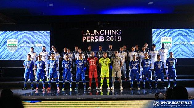 Daftar Pemain Persib Bandung 2019 dan Nomor Jersey