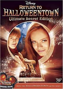 Return to Halloweentown Poster