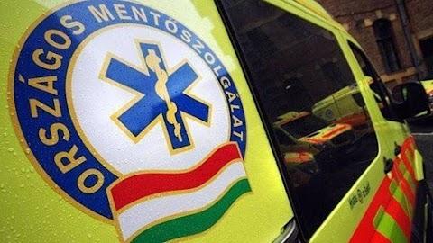 Későn ért a mentő egy tószegi beteghez
