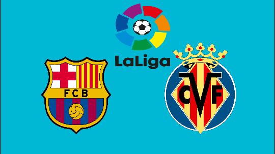 تشكيلة برشلونة لمواجهة فياريال - الدوري الإسباني لا ليغا