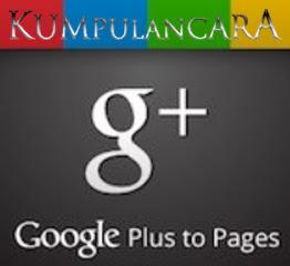 Cara Top Google hanya dengan Button google +1