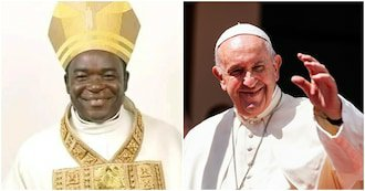Bishop Matthew Kukah gets international appointment from Pope Francis