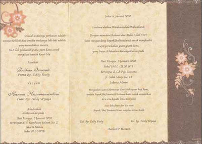 contoh undangan pernikahan kristen 6