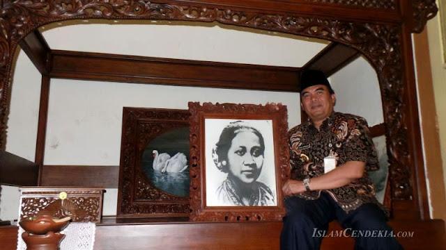 Kamar Pingitan RA Kartini di Jepara Jawa Tengah