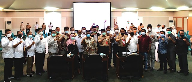 Komisi I DPRD Jabar : Bogor Timur dan Indramayu Barat Layak Disetujui Jadi CDPOB