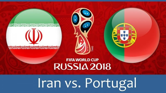 Iran vs Portugal Full Match Replay 25 June 2018