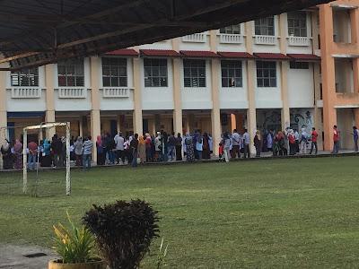 sesi persekolahan, hari pertama di sekolah, hari pertama di sekolah 2018, hari pertama di sekolah kebangsaan, gelagat anak-anak