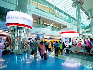 وظائف شاغرة فى شركة مطارات دبي فى الامارات 2018
