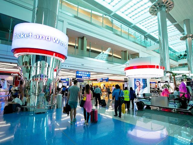 وظائف شاغرة فى شركة مطارات دبي فى الامارات 2019
