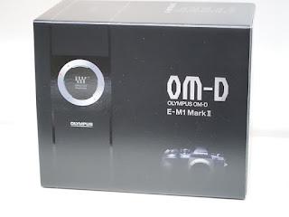 オリンパスミラーレスデジタルカメラ OM-D E-M1マークⅡ 中古品をお買取り致しました