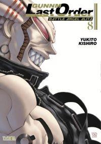 GUNNM (Battle Angel Alita): LAST ORDER #8