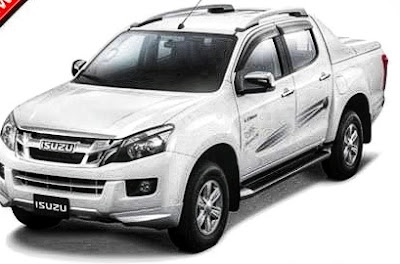 Isuzu D Max car details in Bangladesh
