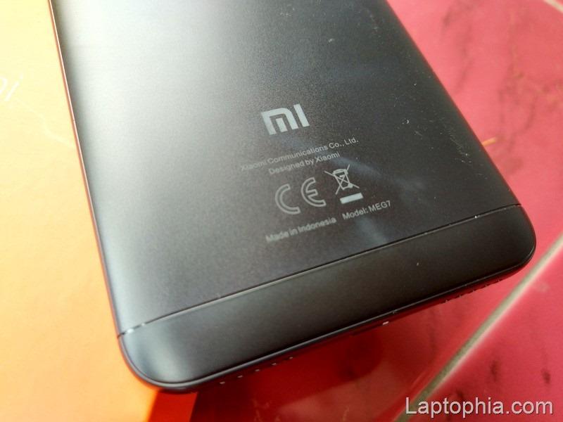 Desain Xiaomi Redmi 5 Plus