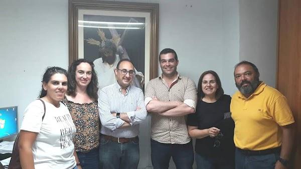 La Filarmónica Ciudad de Conil seguirá con la Virgen de la Esperanza de la Hermandad del Amor de Cádiz