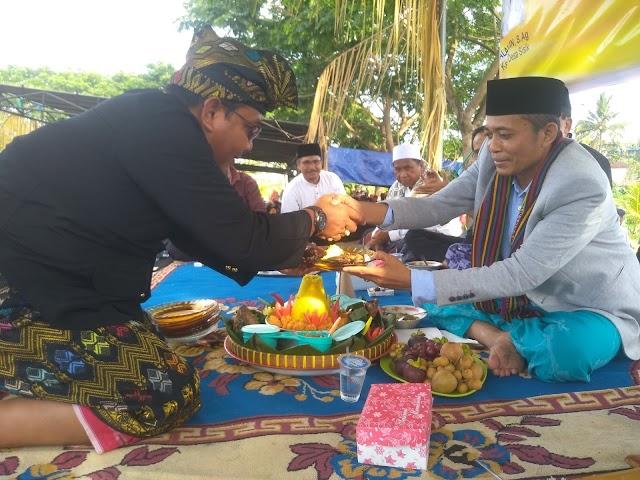 Wabup Hadiri Hari Jadi Desa Sisik Yang ke Sembilan