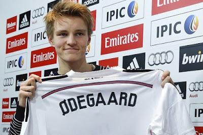 Zidane, Perez Bergaduh Isu Odegaard