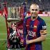 Barcelona mau jual Iniesta, Valverde langsung mencegahnya
