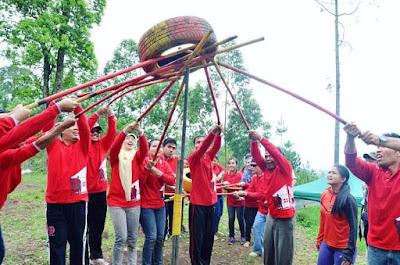 Melakukan Family Gathering Bogor