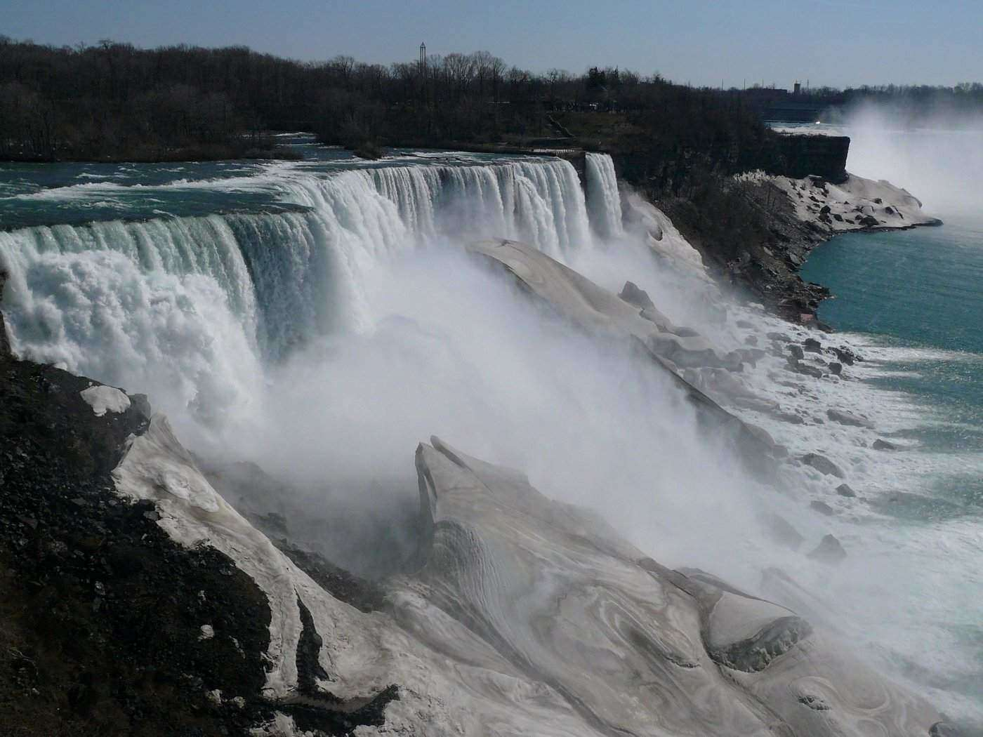 niagara falls state park - 11 best state parks in the united states