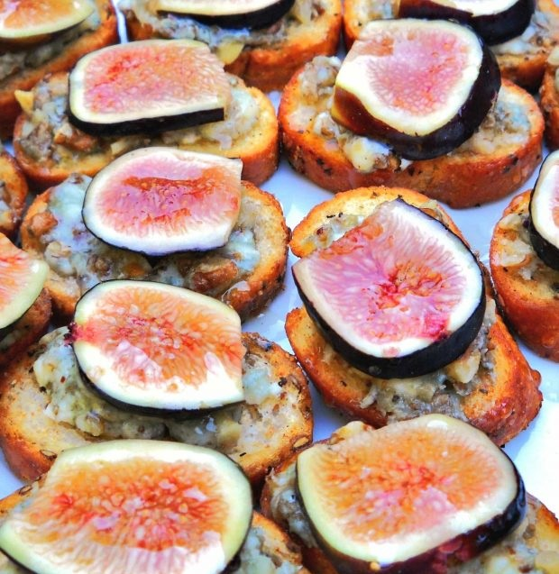 fig appetizers recipes