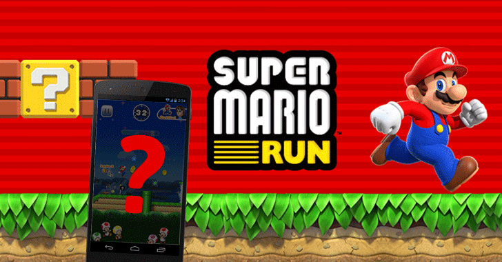 Did You Install Super Mario Run APK for Android? That's Malware