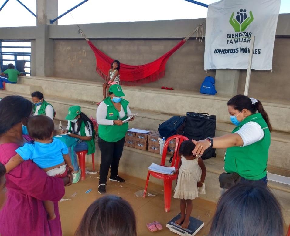 https://www.notasrosas.com/ICBF Regional La Guajira remite menor para su atención, por desnutrición