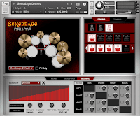 Shreddage Drums KONTAKT Library