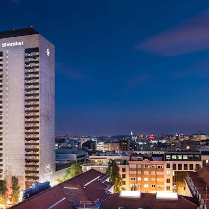 """""""Uma noite no..."""" - Sheraton Lisboa Hotel & SPA"""