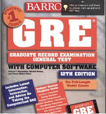 GRE FREE PDF DOWNLOAD BARRON
