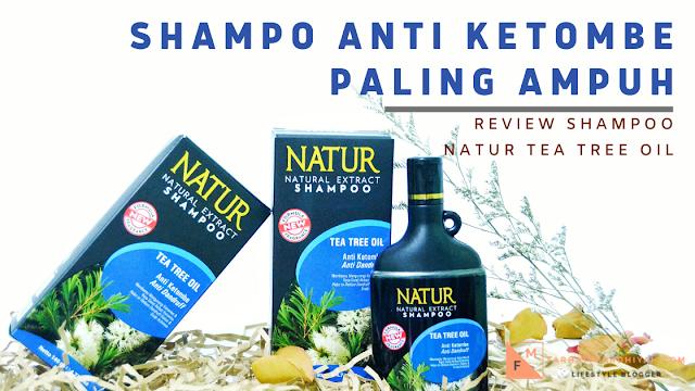 Shampoo ketombe, shampo ketombe, shampo anti ketombe, cara mengatasi ketombe, review shampo natur tea tree oil, ketombe parah, shampo untuk menghilangkan ketombe, cara mengatasi ketombe, penyebab ketombe parah