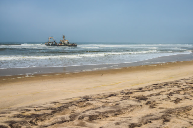 Skeleton Coast National Park,Namibia