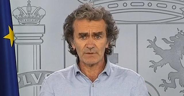 Fernando Simón premio Emilio Castelar