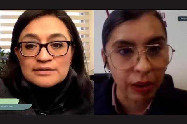 Se analizan en parlamento abierto reformas constitucionales en materia de igualdad sustantiva, informa Aleida Alavez