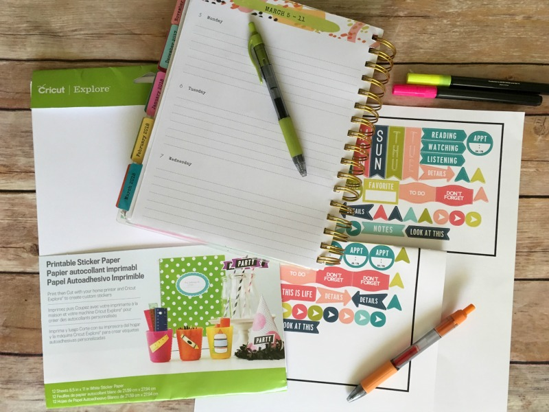 how to make a planner
