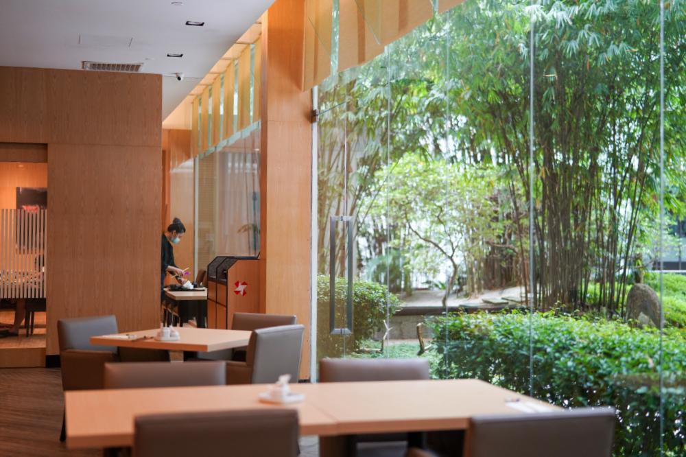 yoshifuku japanese dining, menara hap seng