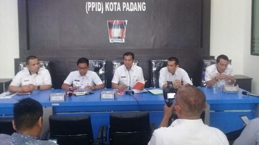Permindo Night Market Segera Dipasangi WiFI Gratis oleh Kominfo Kota Padang