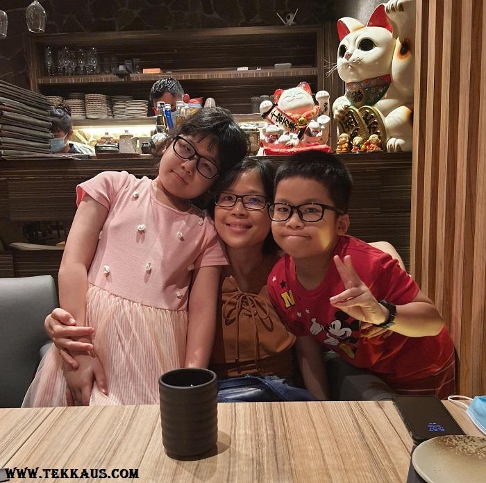 Dining In Wa Zen Melaka Japanese Restaurant