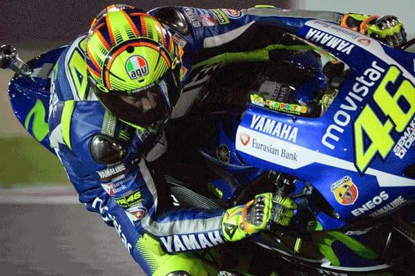 Moto GP 2015 : Valentino Rossi