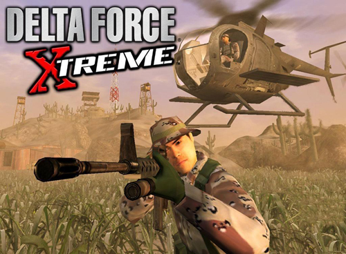 Delta Force Xtreme 2 trainer 5 - cheats