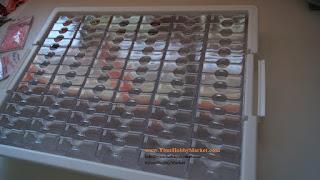 News Elizabeth Wards Tiny Container Bead Storage Tray