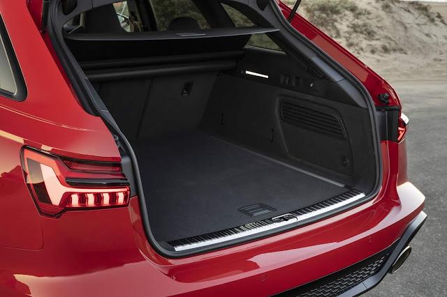 Vídeo: Novo Audi RS6 2020 vermelho - detalhes e espeficações