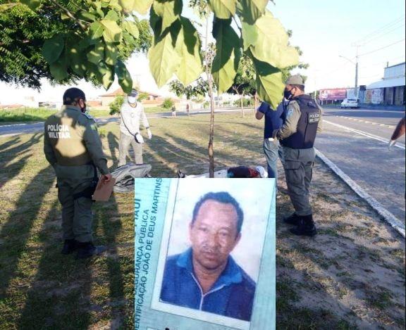 Homem é assassinado durante tentativa de assalto em Parnaíba