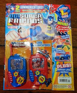 Issue 1 DC Super friends
