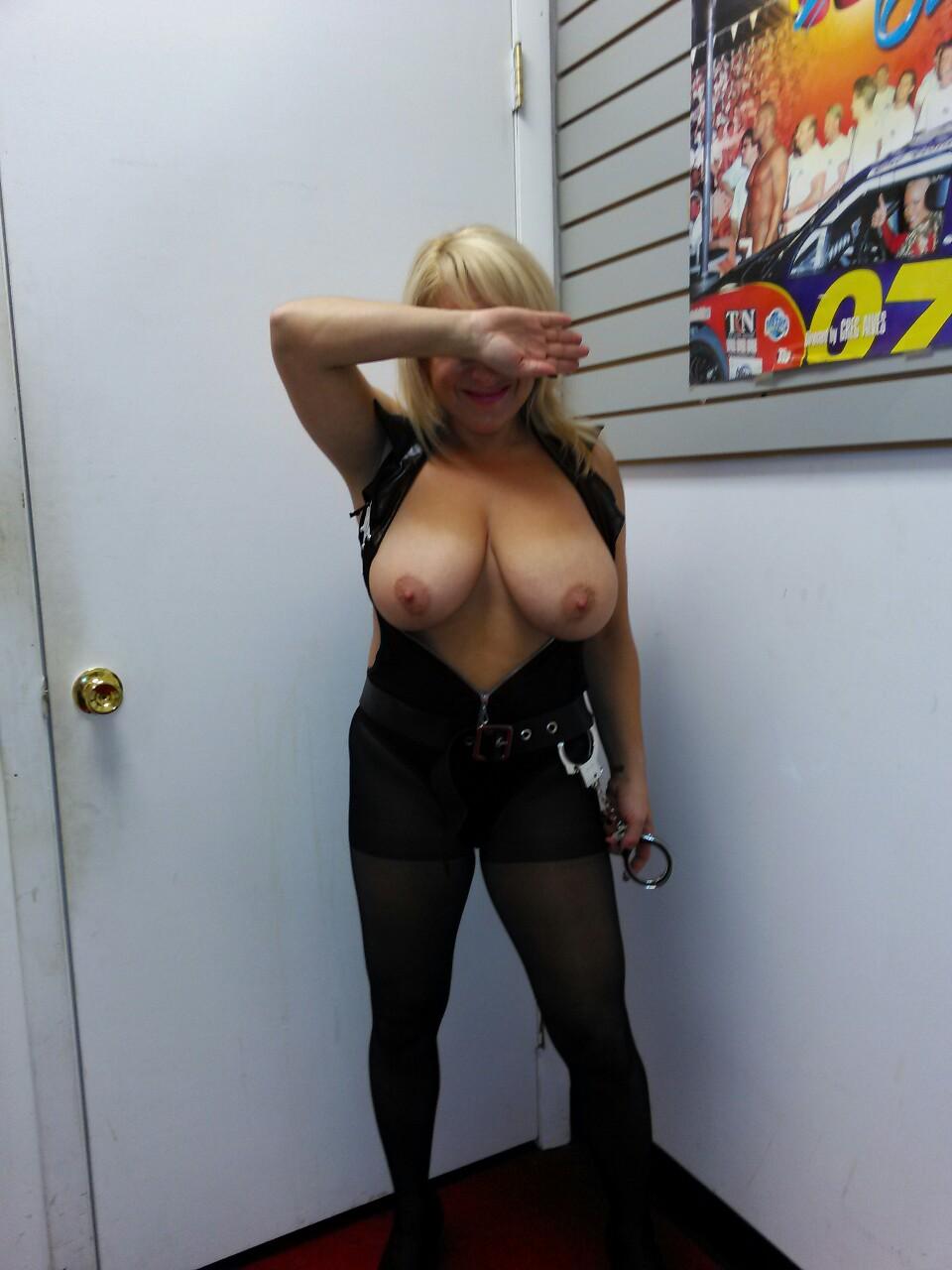 Horny Police 69